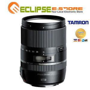 Brand-NEW-Tamron-16-300mm-f-3-5-6-3-Di-II-VC-PZD-MACRO-Lens-for-Nikon