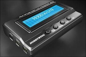 Genuine-Hobbywing-3in1-XERUN-EZRUN-Platinum-ESC-Speed-Controller-Program-Box