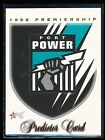 1998 Select Premiers Predictor Port Adelaide Power card PC11