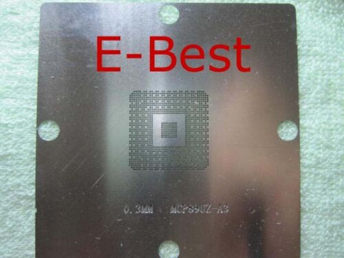 90*90 MCP89UZ-A3 MCP89UZ-A2 MCP89UL-A3 MCP89UL-A2 BGA Reball Stencil Template