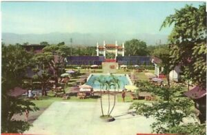 The-Grand-Hotel-Taipel-Taiwan-The-Republic-Of-China-Unused-Vintage-Postcard-LS2