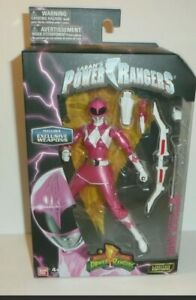 Pink Power Ranger Action Figure Legacy Collection Limited Edition Exclusive