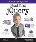 Head First jQuery by Ryan Benedetti, Ronan Cranley (Paperback, 2011)