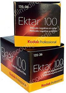 2-x-KODAK-EKTAR-100-35mm-36exp-CHEAP-COLOUR-PRINT-FILM-by-1st-CLASS-POST