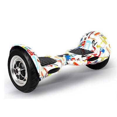 C10 – Self Balance Scooter Hoverboard E-Scooter Elektro Board - Urban weiß