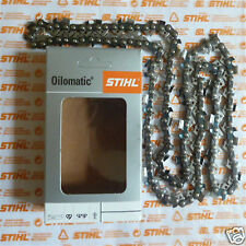 "18"" 45cm Genuine Stihl 028 MS280 Chainsaw Chain .325"" 1.6mm 74 DL Tracked Post"
