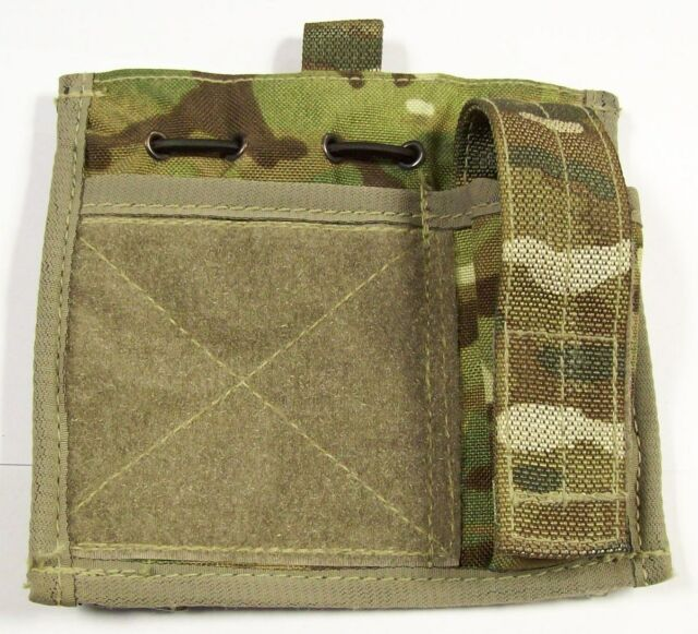 NEW - Genuine British Issue MTP Commanders Pouch / Admin Panel Pouch