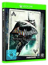Xbox One Batman: Return to Arkham Neu