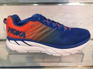 Running Shoe MANDARIN RED/IMPERIAL BLUE