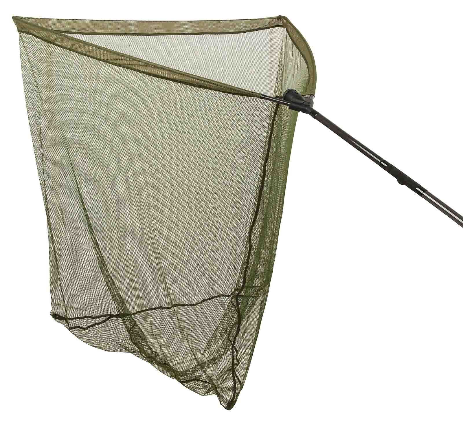 JRC Carp Fishing Extreme TX 46 Inch Landing Net Including Light Head Set