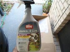 Ortho Animal-B-Gone Repellent Liquid Spray Groundhogs, Rabbits & Squirrels 24oz.