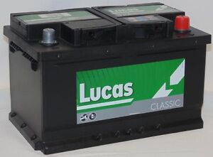 New Car Battery FITS Volvo S60 All Diesel 2000 Onwards