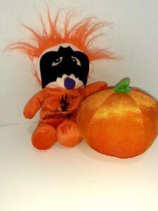 Halloween Plush Lot Baby Costum Pumpkin Stuffed Animal Toy