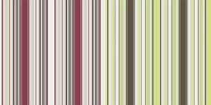 Details About Green Brown Beige White Red Stripe Wallpaper Vertical Feature Paste Wall Galerie