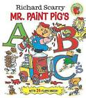 Richard Scarry Mr. Paint Pig's ABC's by Richard Scarry (Board book, 2013)