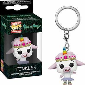 Funko Pop!Pocket Keychain: Rick & Morty Tinkles Brand NEW