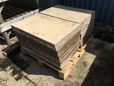 MULTI QUANTITY LISTING 900 X 600 X 50MM BSS NATURAL GREY COUNCIL PAVING  SLABS