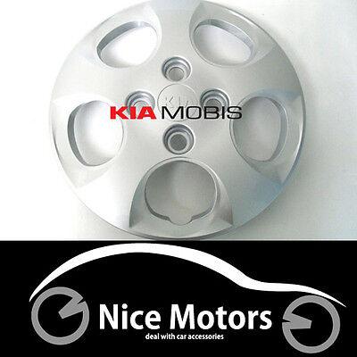 1Pcs 14inch Wheel Hub Cap Assy Cover For KIA PICANTO 2011-2016