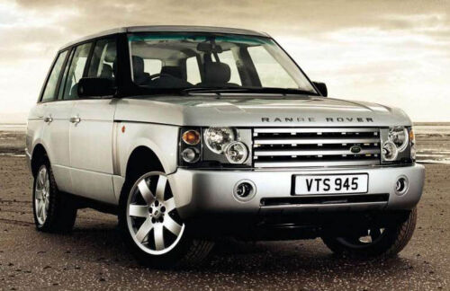 Range Rover L322 Land Rover Workshop Repair Technical Service And User Manual CD