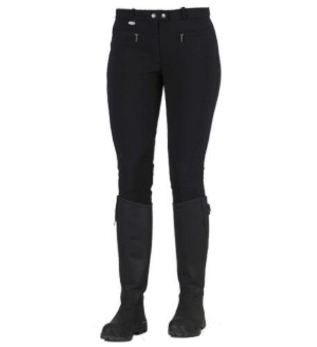 Toggi Artico Donna Resistente Pantaloni Invernali Nero