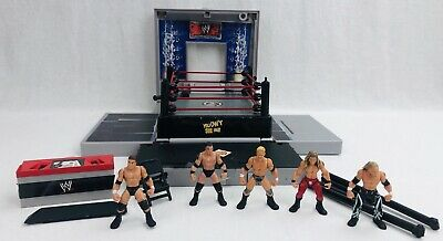 WWE custom made Ring Barricades pour Wrestling figures