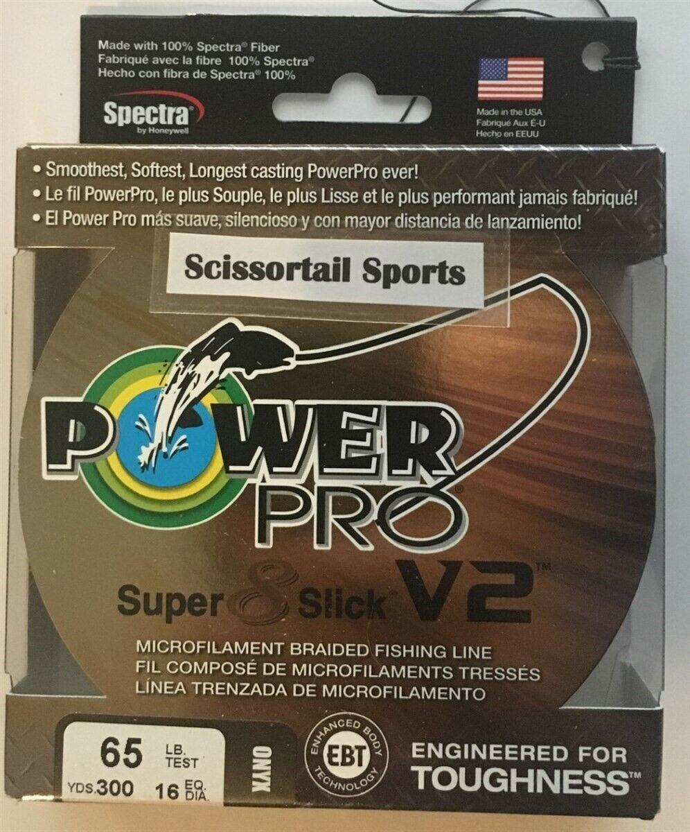 Power Pro Super 8 Slick V2 Moon Shine 65 lb 3000 yards