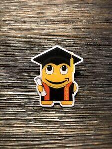 Amazon Mitarbeiter peccy Pin The Graduate