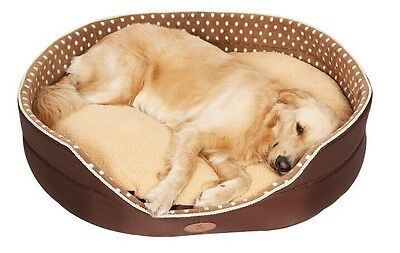 New Pet Dog Cat Sofa Bed House Kennel 2 sides Use Machine Washable Size S-XL