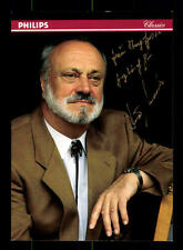 Kurt Masur Autogrammkarte Original Signiert ## BC 74910