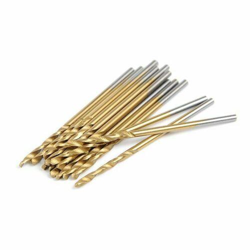 99x HSS-Spiralbohrer Sortiment Satz//Set Metallbohrer Titan Stahl Bohrer 1,5-10mm