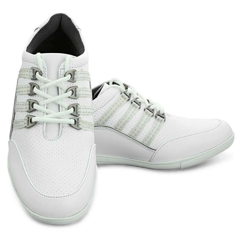 Emsmorn Lawn Bowls Ladies Soft Leather shoes In White or Grey Colours  2 Styles