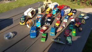 Corgi / Matchbox Toys Lot de travail 40