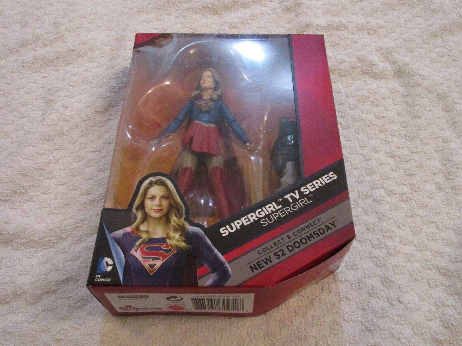Dc comics multiversum neue 52 - tv - serie supergirl