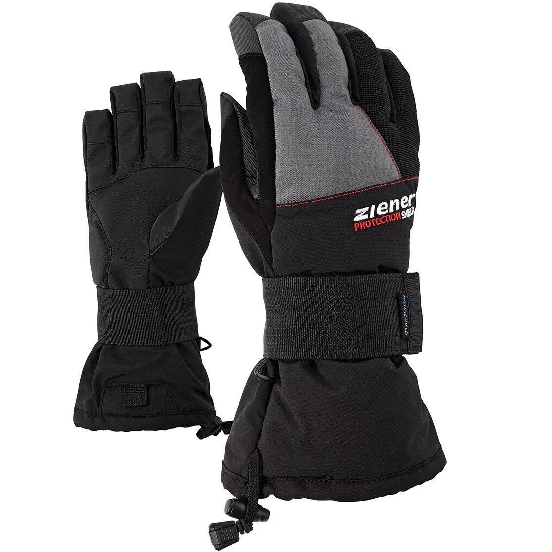 Ziener Herren Fingerhandschuh MERFOS AS AS AS 8730ce