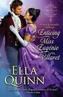 Enticing Miss Eugenie Villaret by Ella Quinn (Paperback / softback, 2014)