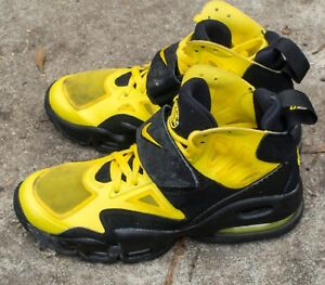 Taille Hommes Nike 2 Noir Max Jaune 525224 700 8 Chaussures De Tennis Air Express bf76gYyv