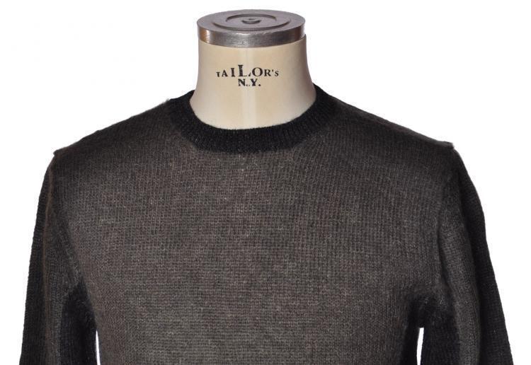 Hosio - Knitwear-Sweaters - Man - blu blu blu - 962018C183633 e25023