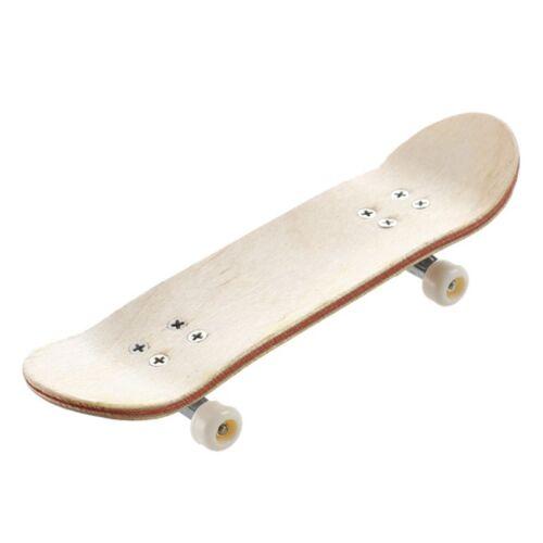 Screwdriver Random Pattern W1L6 HT00640 Wooden Finger Skate Board
