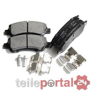 Citroen DS4 Bremsbeläge Bremsklötze für vorne die Vorderachse