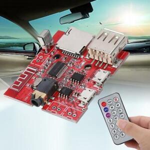 BT-MP3-decodage-Module-Audio-Recepteur-De-Bord-De-Voiture-Haut-Parleur-Amplificateur-Decoder-Player
