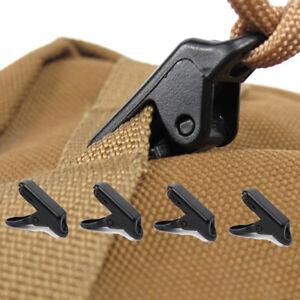 20-30PCS-Tarp-Tighten-Tool-Survival-Camping-Tent-Holder-Alligator-Clamp-Clip
