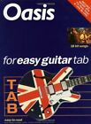Oasis For Easy Guitar Tab (Revised Edition) by Music Sales Ltd (Paperback, 2002)