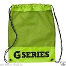 GATORADE G SERIES CINCH BACKPACK WITH MESH FRONT & DRAW STRING BAG NEW SLING