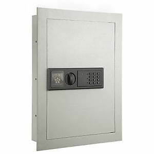 Electronic-Wall-Safe-Hidden-Large-Safes-Jewelry-Gun-Secure-Paragon-Lock-amp-Safe