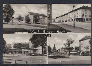 44498) AK Karl-Marx-Stadt Süd 1968 Chemnitz