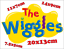 Wiggles-Logo-Iron-On-Transfer-For-Costume-Dress-Up-Any-Colour-Fabric-Pre-Cut thumbnail 1