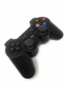 Joystick Joypad PS3 Wireless Controller Senza Fili Gamepad Nero
