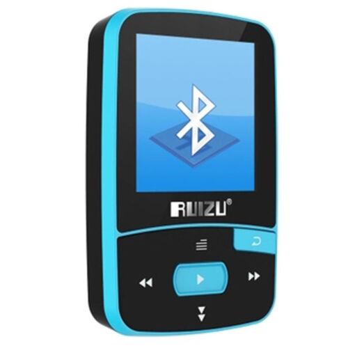 Kosher mp3 Player RUIZU X50 8GB 1.5in MP3 Player NEW