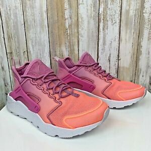 f3defb9e6ecc NIKE Women s Air Huarache Run Ultra BR Orchid Pink Sunset 833292-501 ...