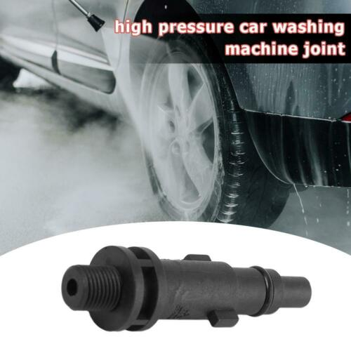 Adapter for Snow Foam Lance Cannon G1//4 Fitting for Nilfisk Pressure Washer